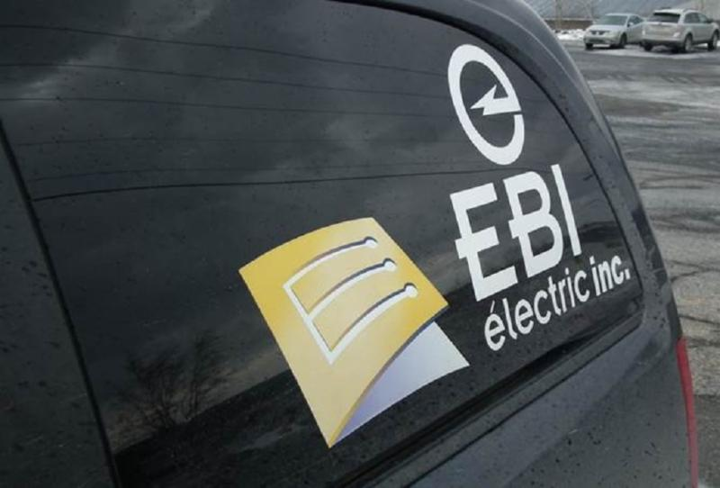 EBI Electric Inc à Saint-Georges