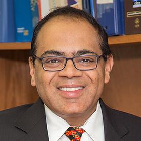 Ashok K Malani, MD, MS, FACP, FRCS, MBA image 0
