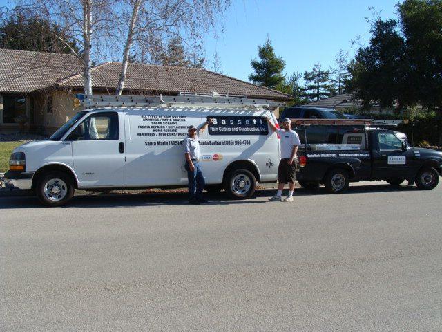 Bassett Rain Gutters & Construction, Inc. image 2
