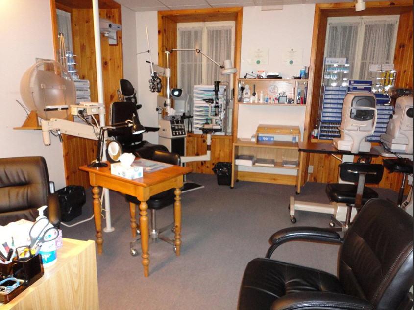 Clinique Visuelle Sainte-Rose à Laval
