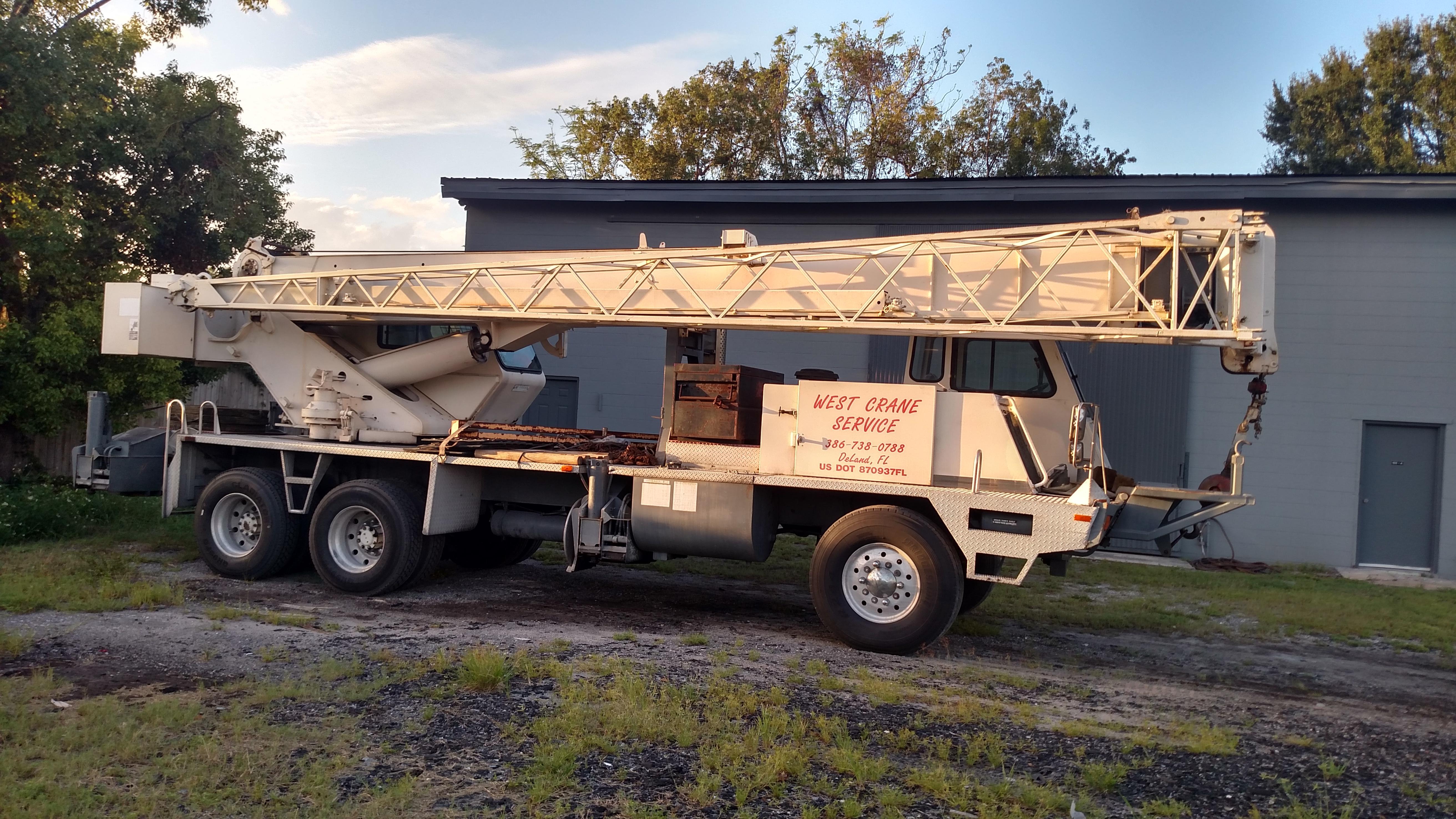 Agin Crane Service image 17