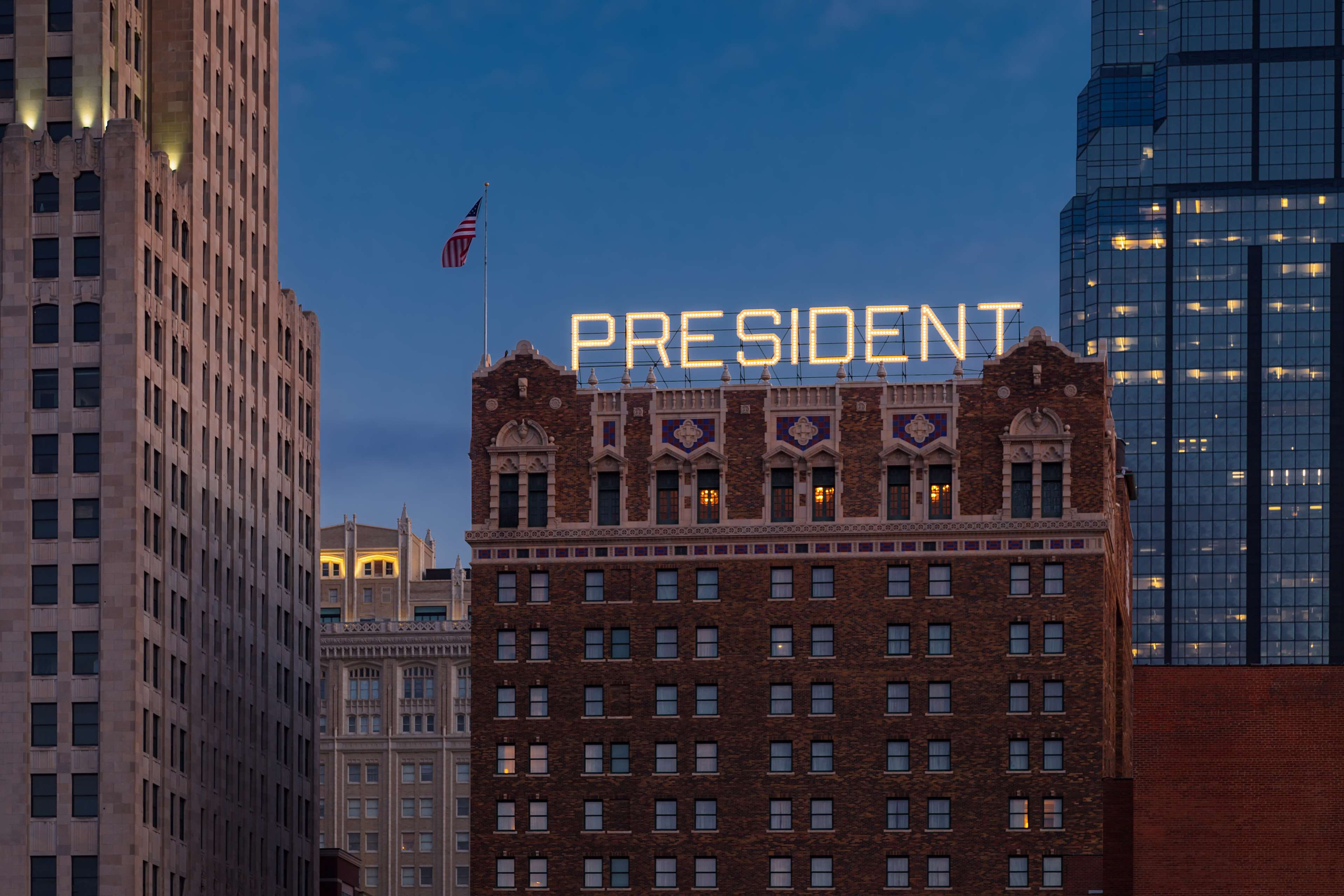 Hilton President Kansas City image 0