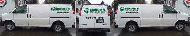 Arnolds Carpet & Upholstery Cleaning