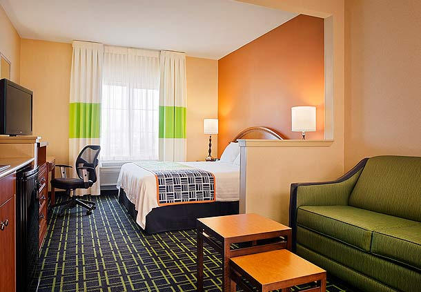 Fairfield Inn & Suites by Marriott Napa American Canyon image 3