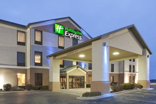 Holiday Inn Express & Suites Lebanon image 0