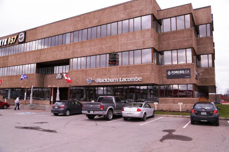 Centre Dentaire Blackburn & Lacombe à Chicoutimi
