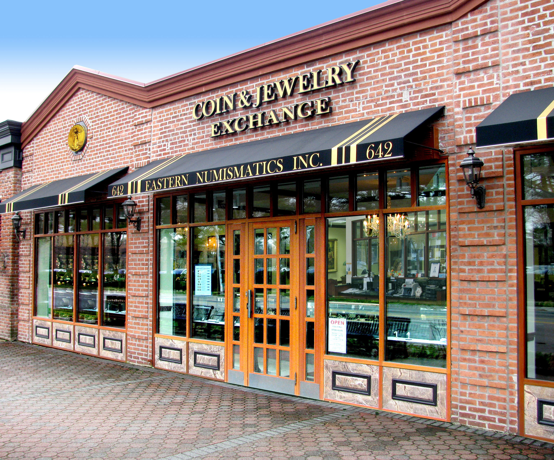 Eastern Numismatics Inc In Garden City Ny 516 746 6460