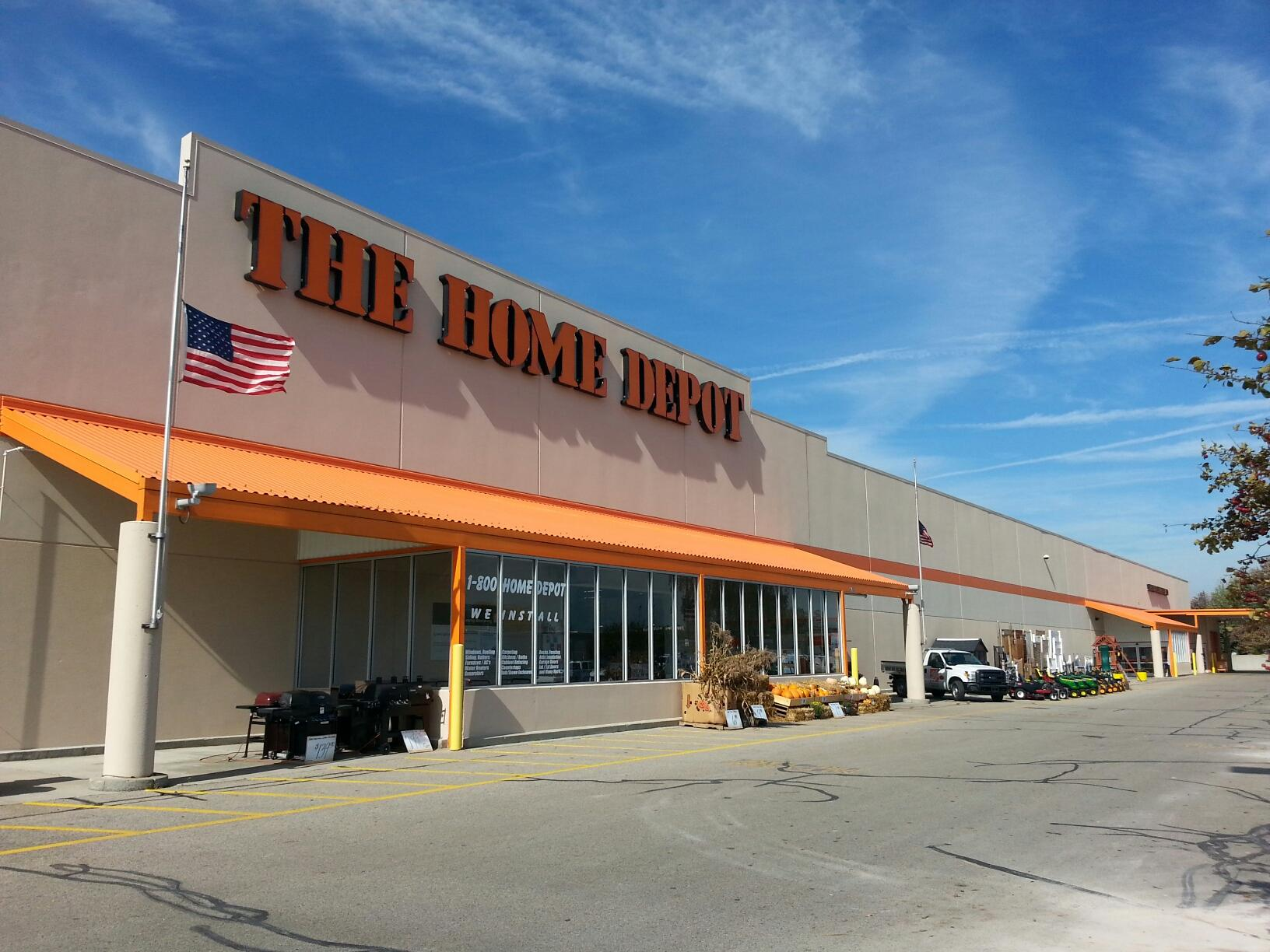 Home Depot Port Huron Michigan