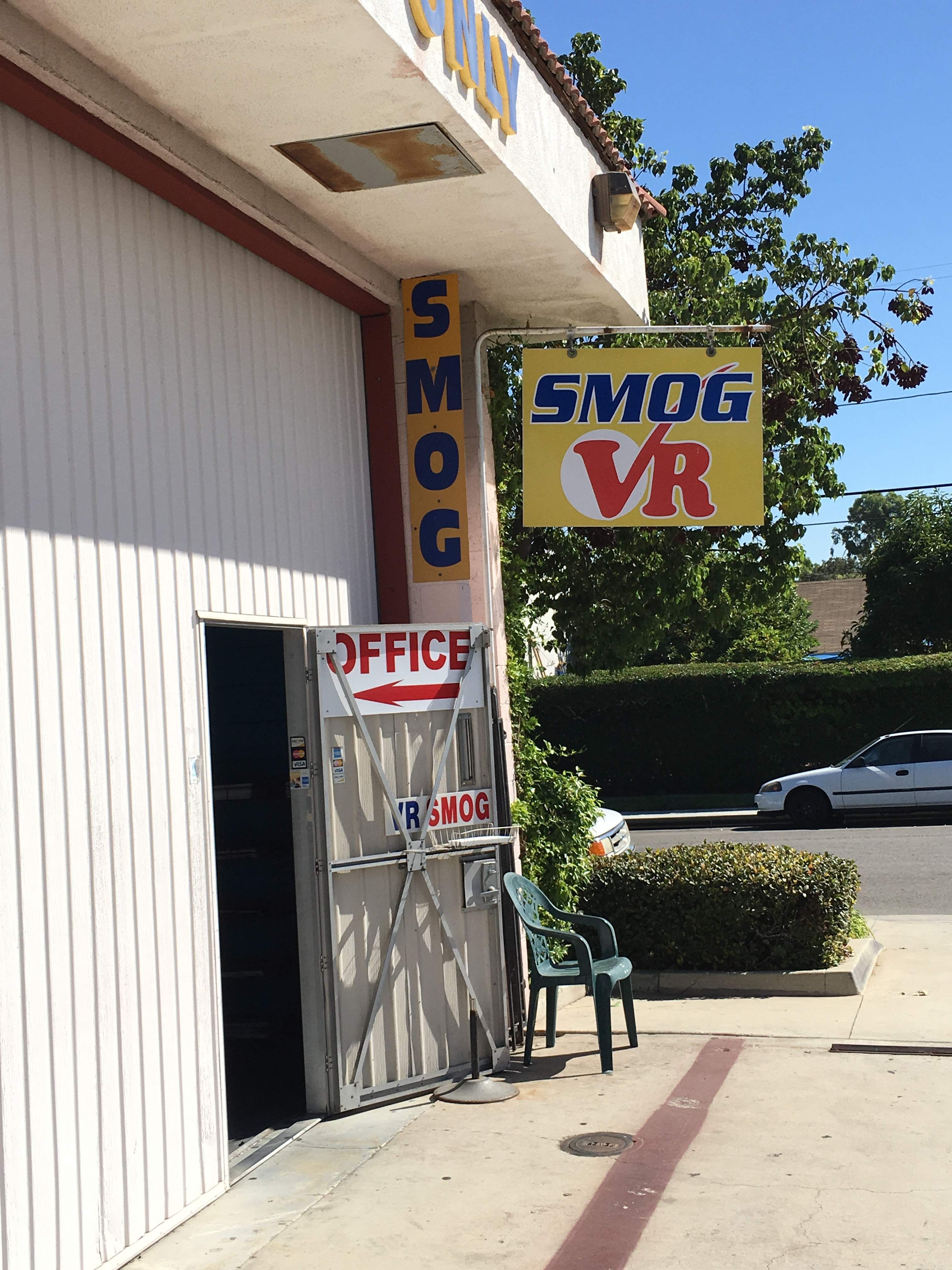 VR smog check test only image 1