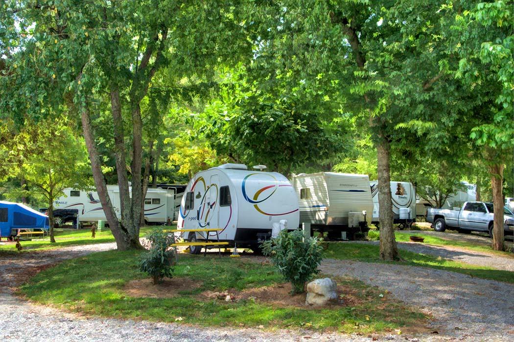 Newport / I-40 / Smoky Mountains KOA Journey image 10