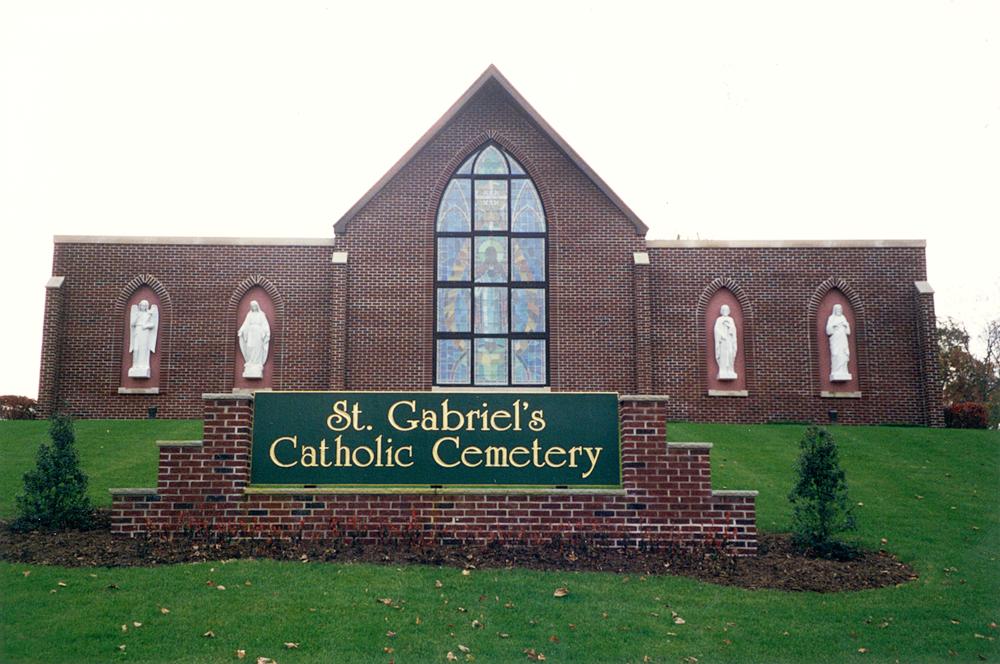 St Gabriel 39 S Cemetery Chapel Mausoleums In Marlboro Nj
