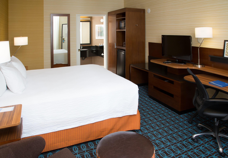 Fairfield Inn by Marriott Anaheim Hills Orange County image 7