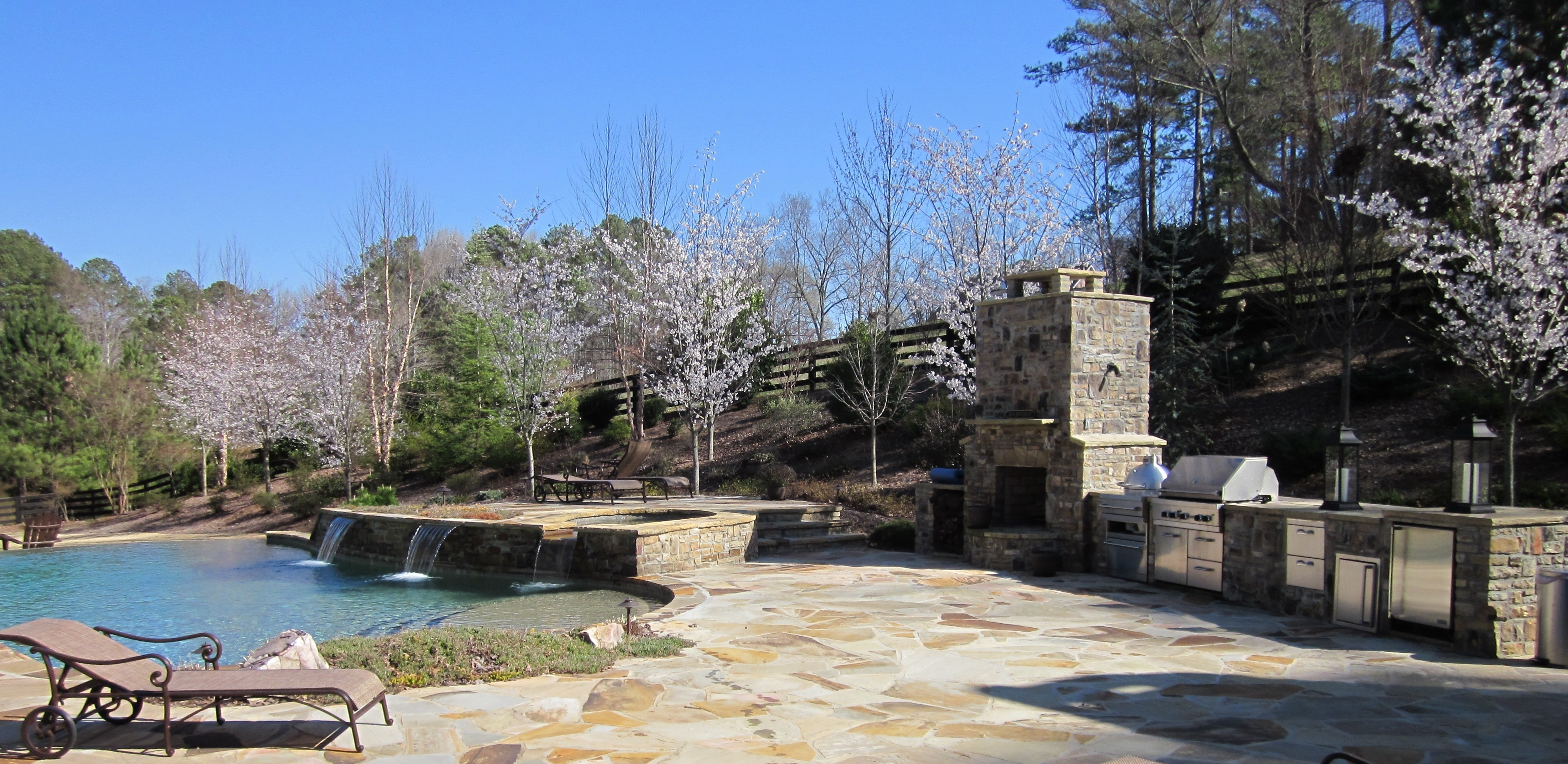 Aqua Design Pools & Spas, LLC 1120 Pilgrim Rd Cumming, GA Swimming ...
