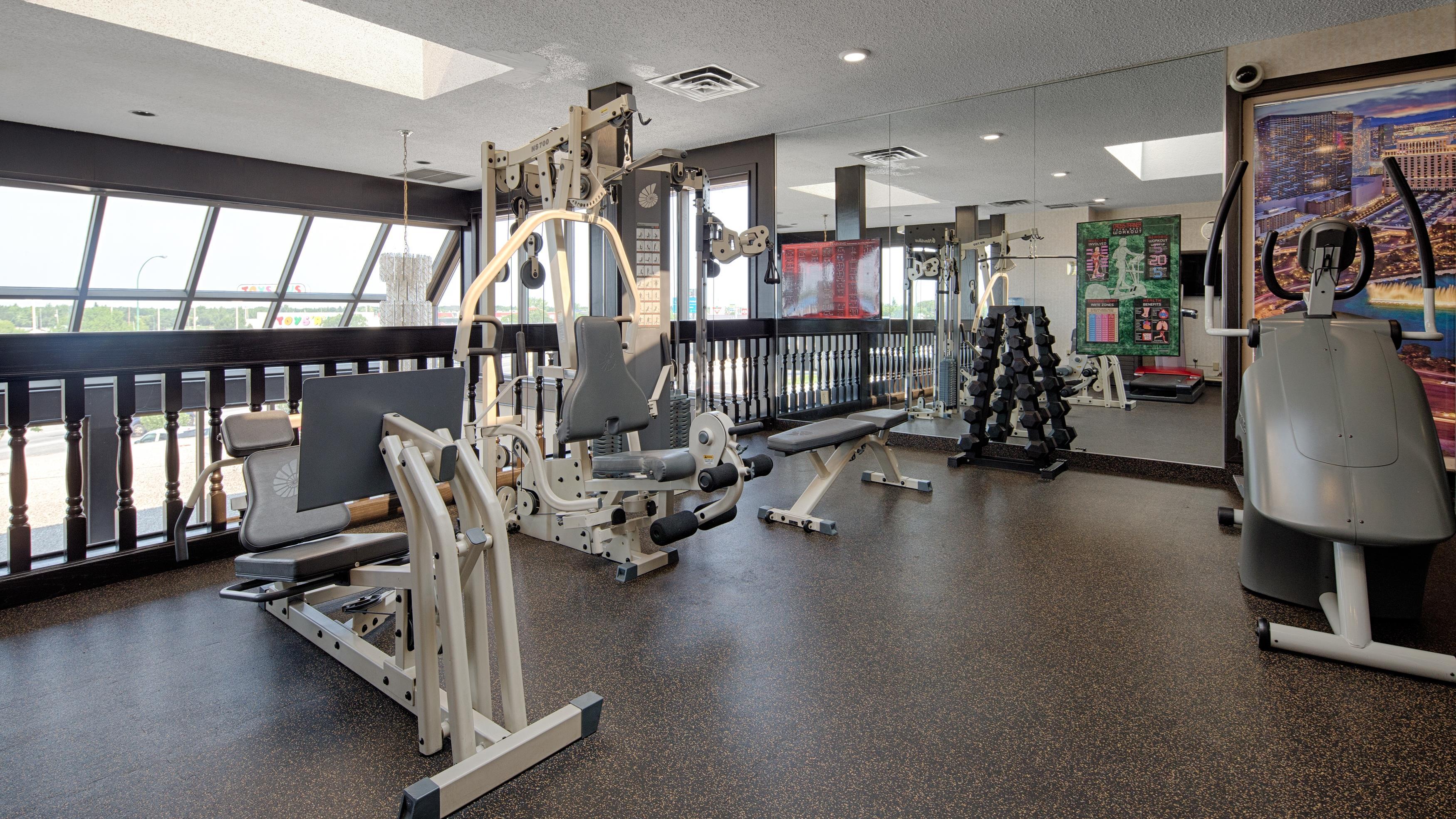 Best Western Seven Oaks Inn in Regina: Fitness Center