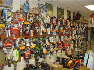 Centre Court Racquets Ltd in Victoria