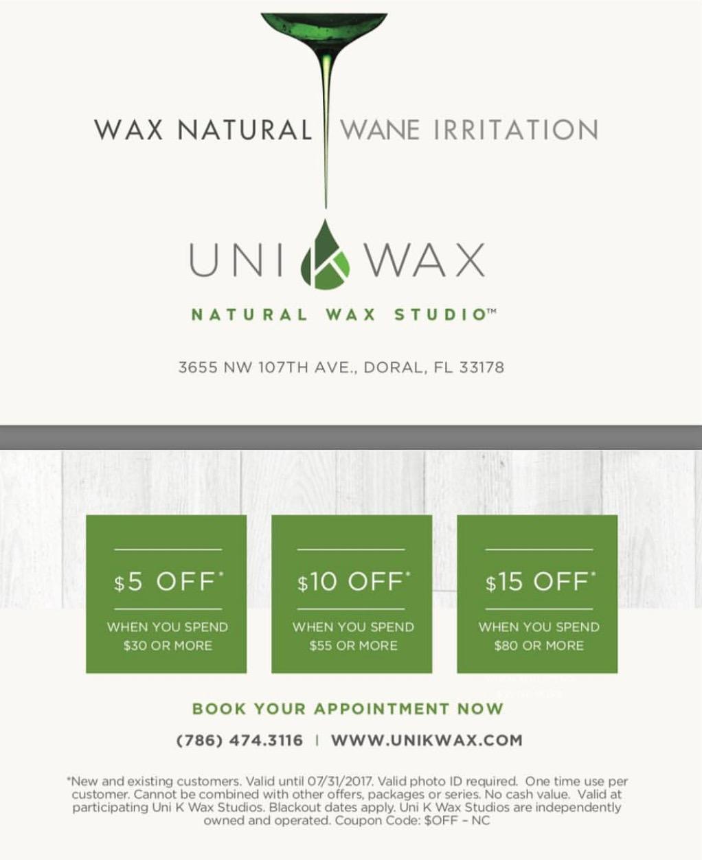 Uni K Wax Studio image 1