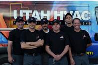 Our HVAC team.