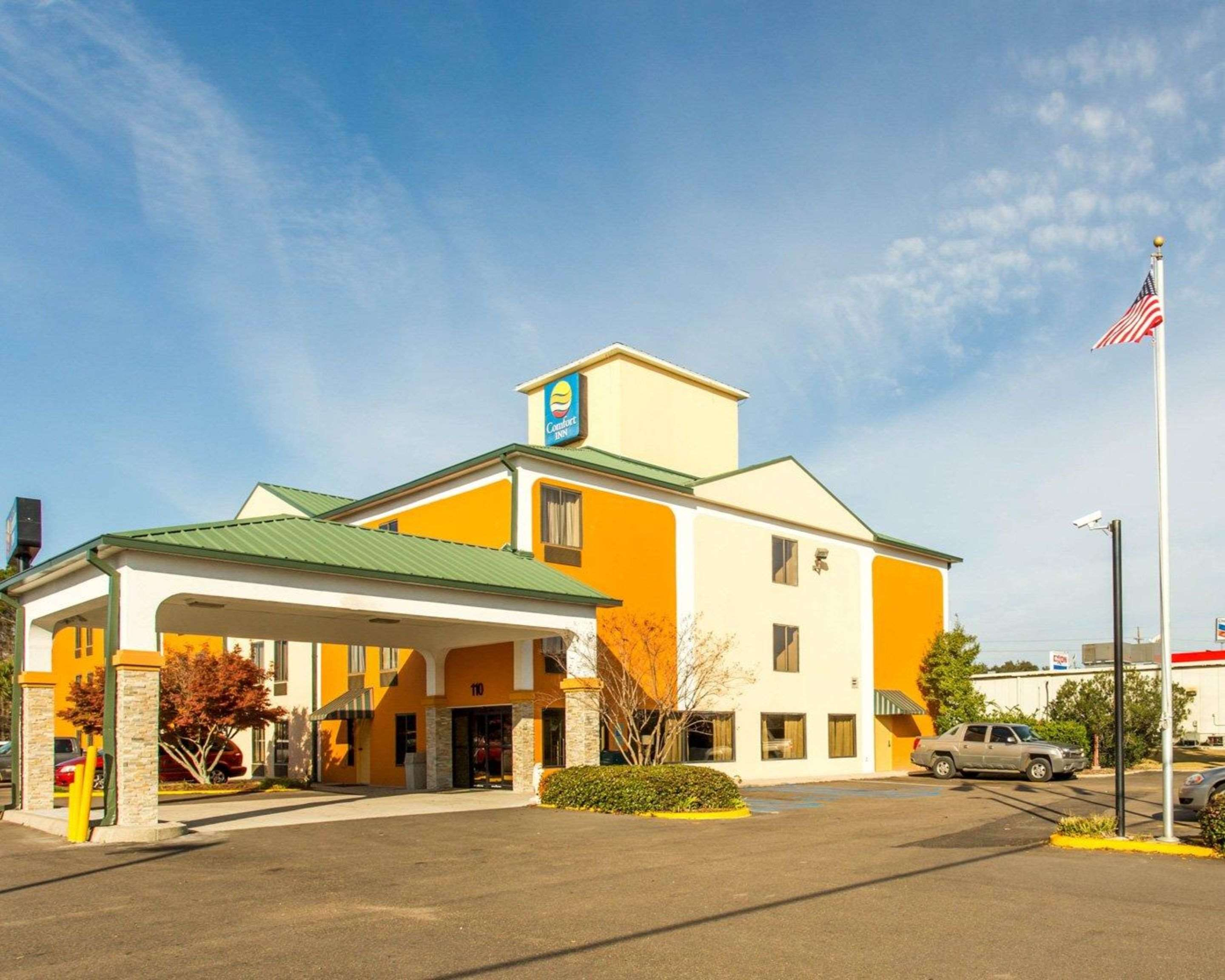 Comfort Inn hotel in Hammond, LA