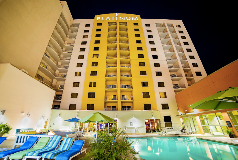 The Platinum Hotel & Spa image 1