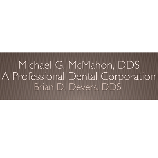 Michael G. McMahon, DDS A Professional Dental Corporation, Brian D. Devers, DDS Family Dentistry