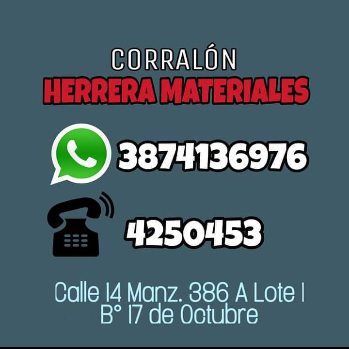 Herrera Materiales
