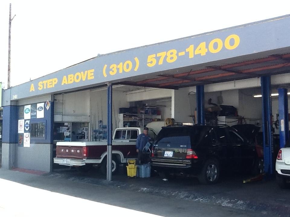 a 2 z auto repair venice - photo#2