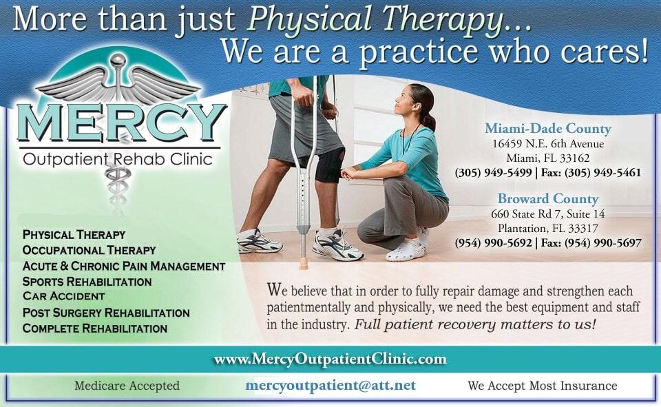 Mercy Outpatient Rehabilitation Clinic image 0