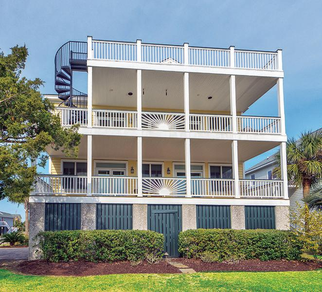 Isle of Palms Vacation Rentals by Exclusive Properties image 97