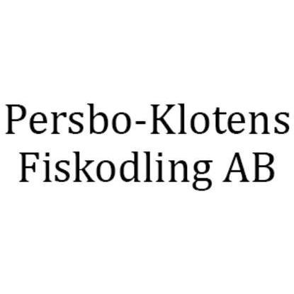 Persbo Klotens Fiskodling logo