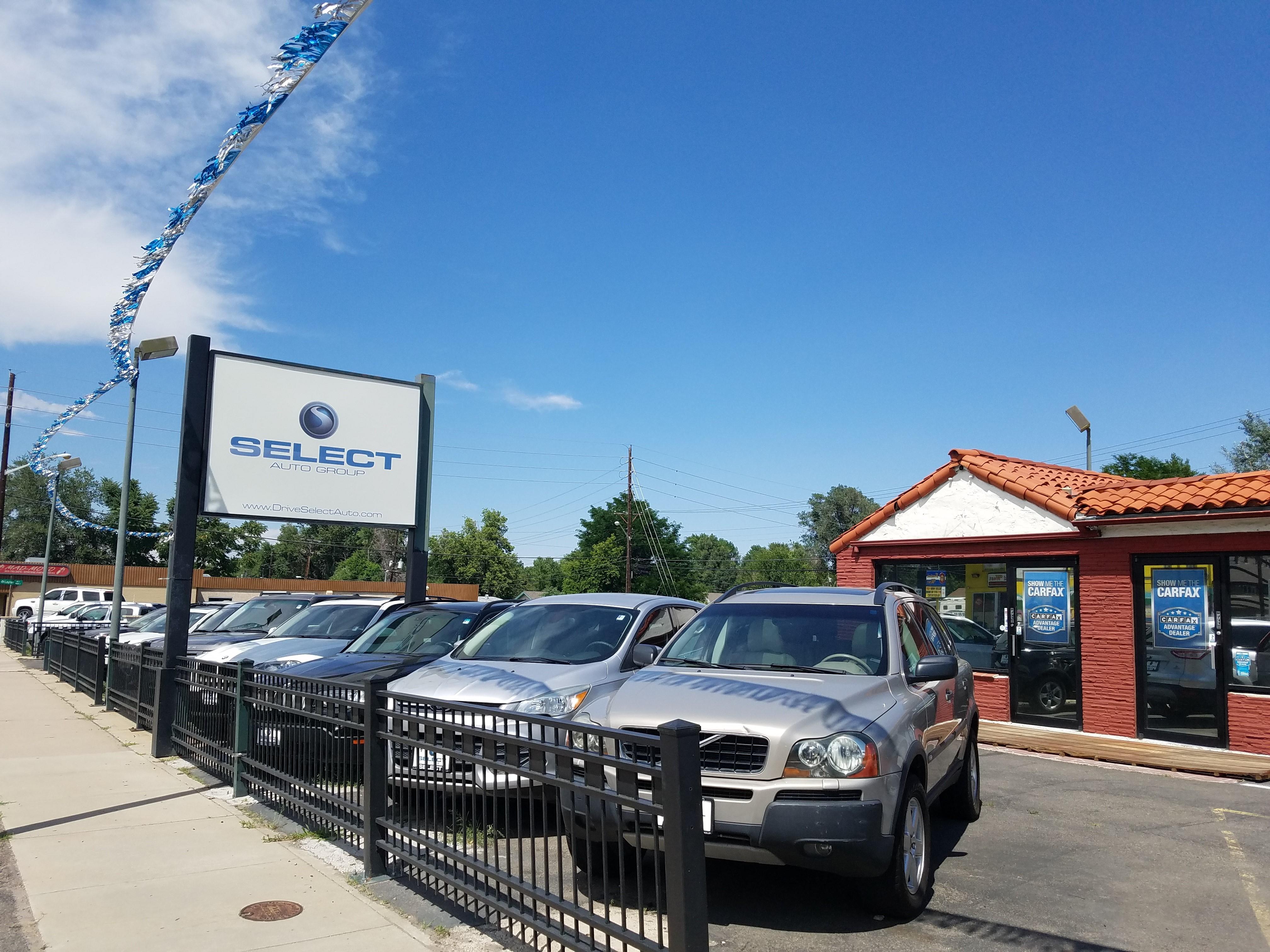 Used Car Dealerships Denver Bad Credit