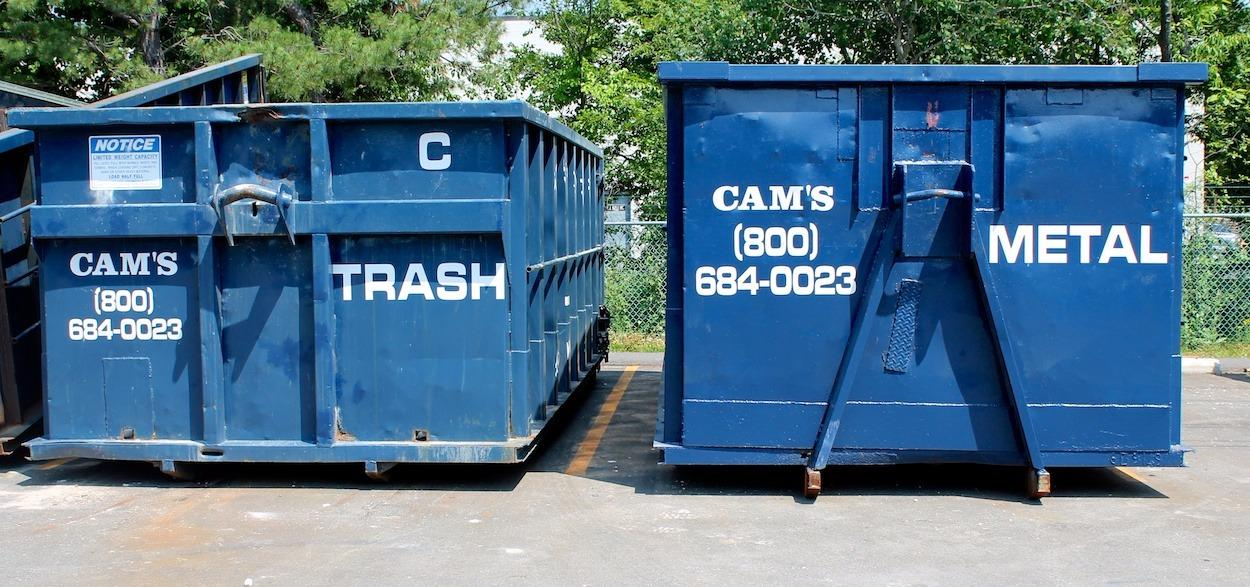 Cams Dumpster-NH
