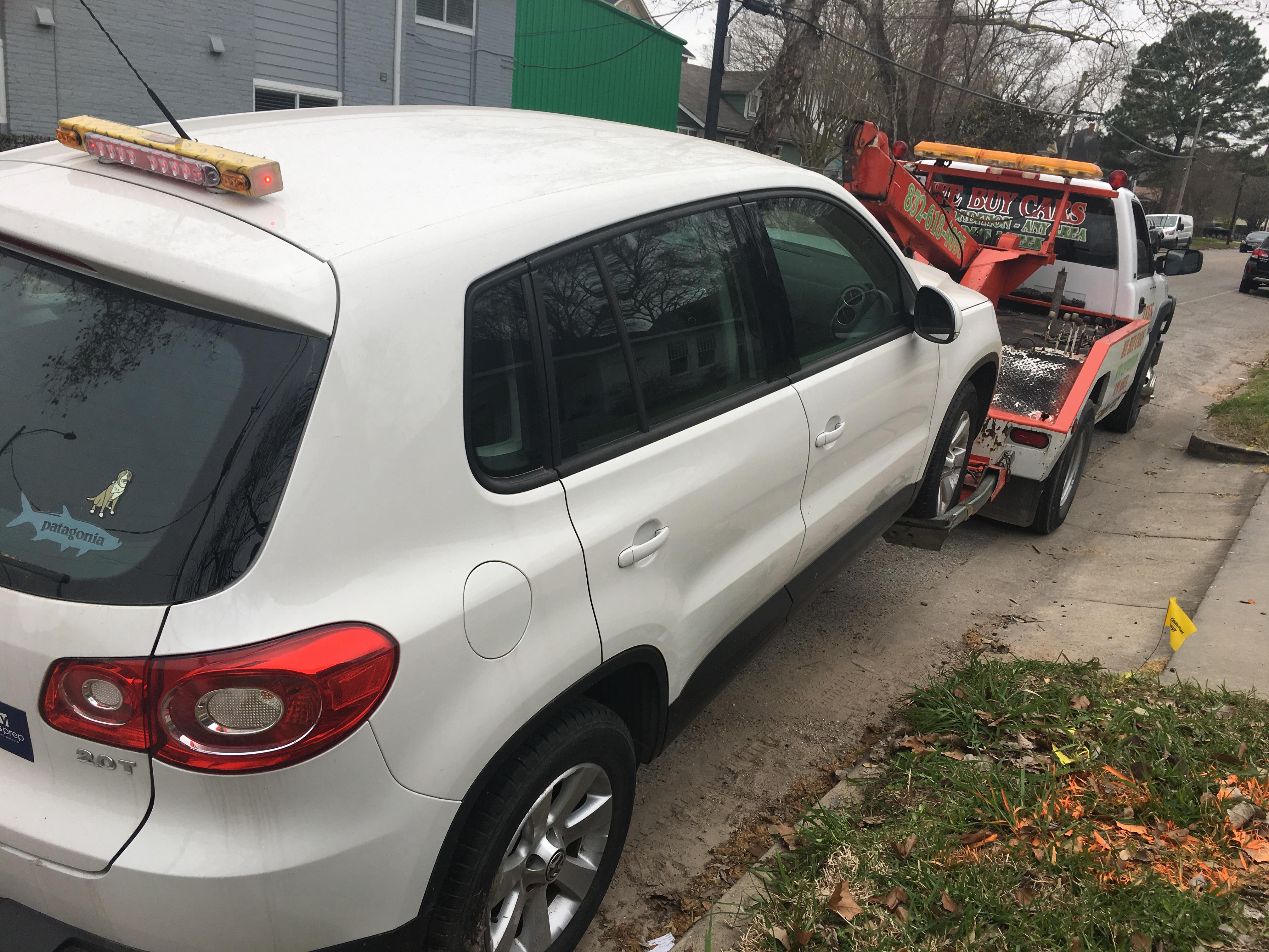 Zeus - Cash For Junk Cars - Car Dealer - Houston, TX 77091