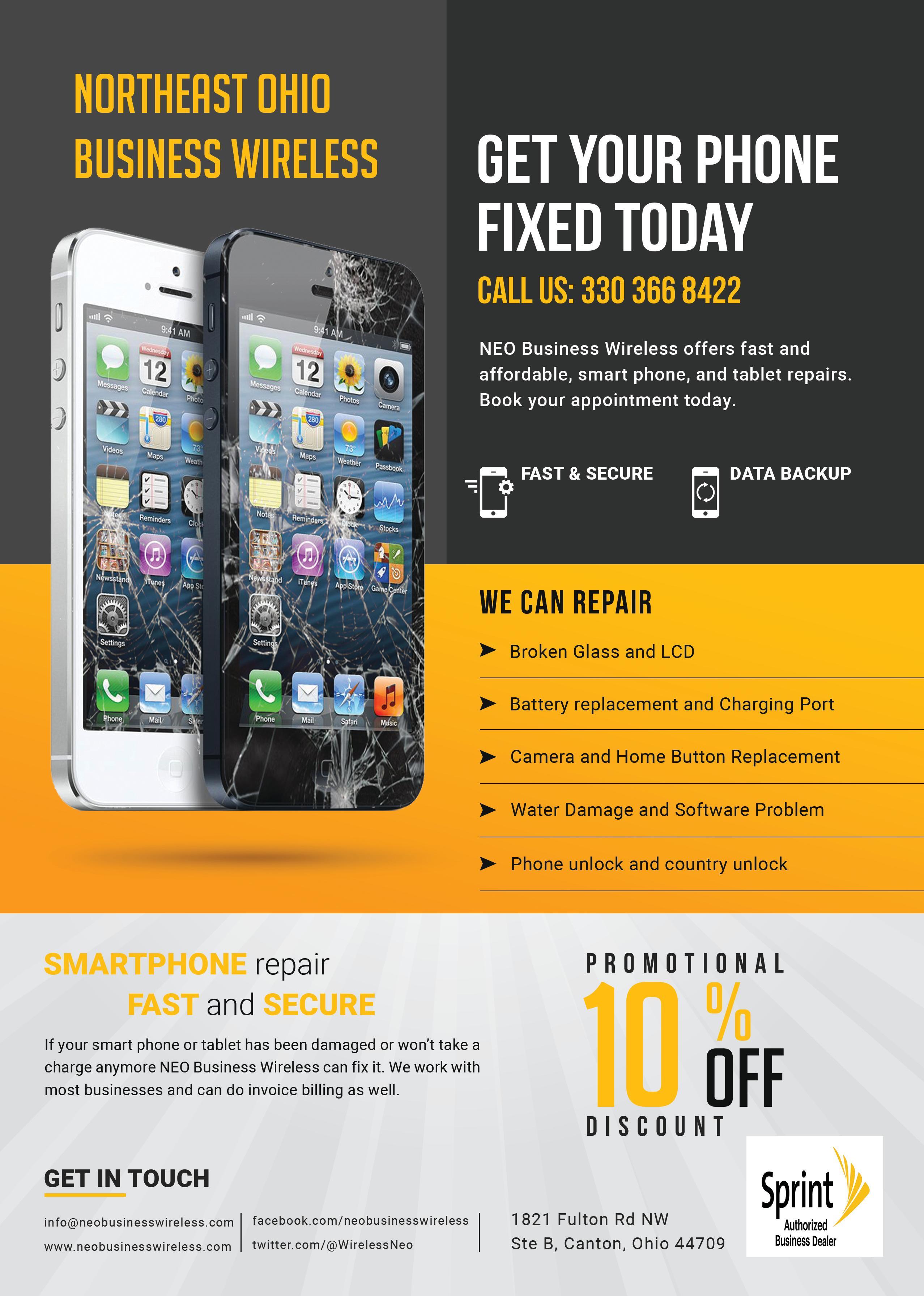 NEO Business Wireless image 1