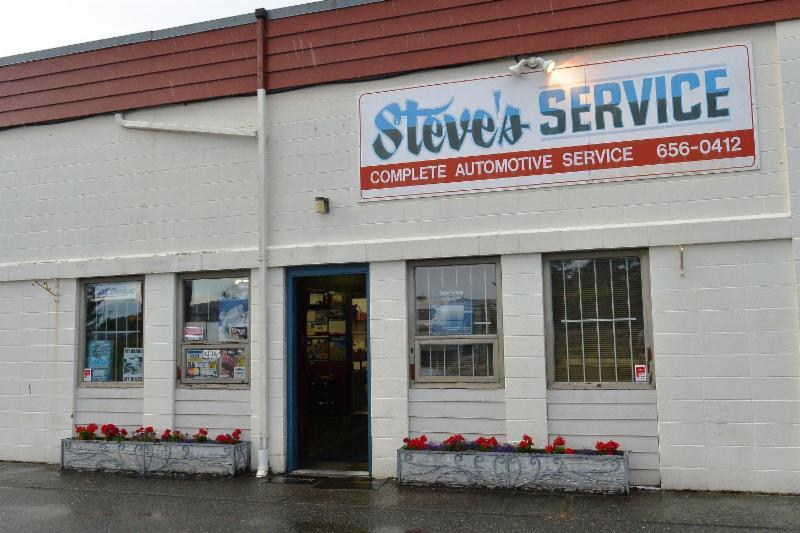 Steves's Service