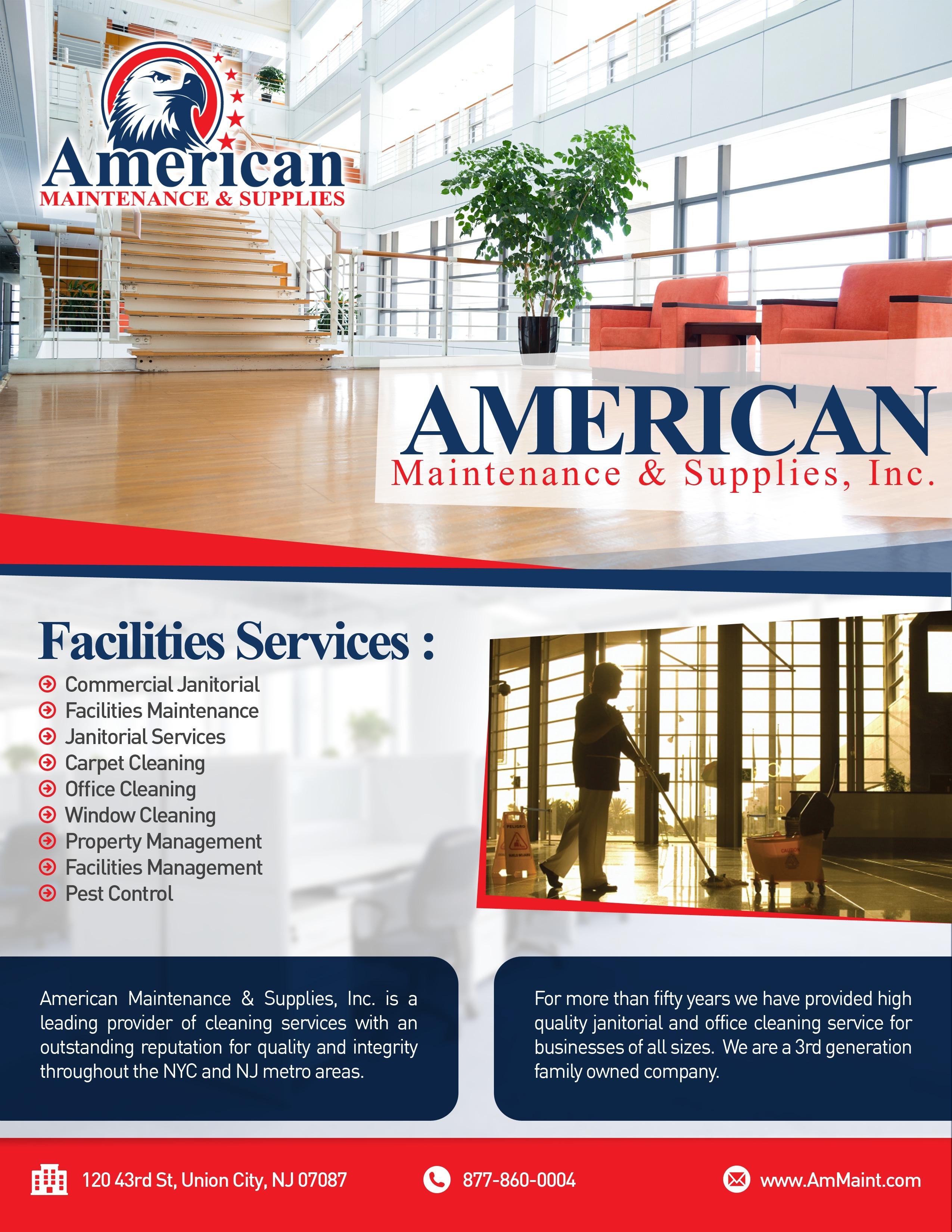 American Maintenance & Supplies, Inc. image 2