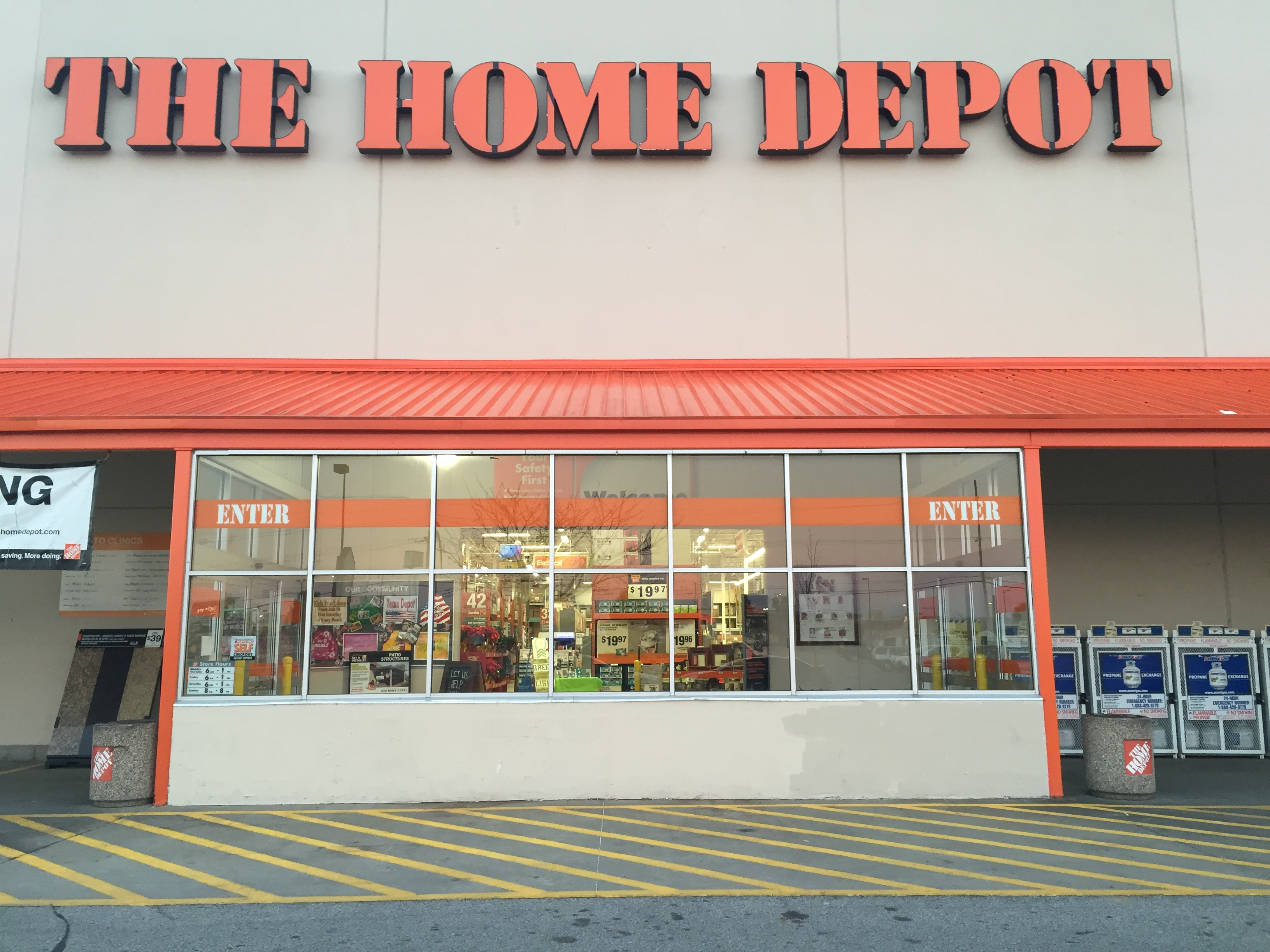 The Home Depot 1000 East Hwy 131 Clarksville IN Home Depot MapQuest