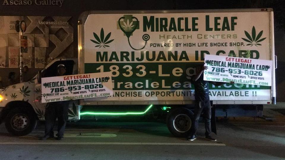 Miracle Leaf Medical Marijuana Doctor image 3