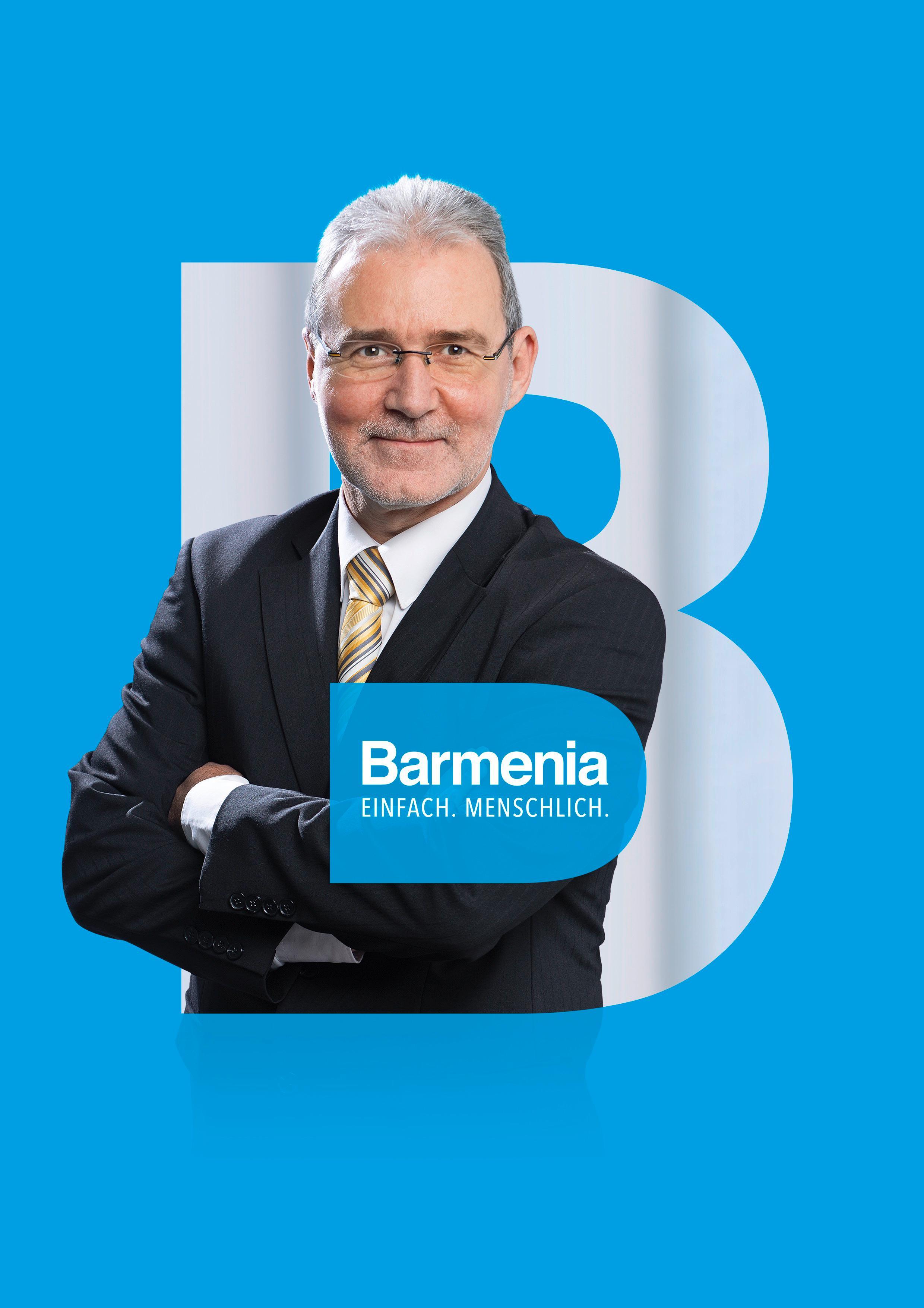 Barmenia Versicherung - Achim Wernet, Talstr. 2 in Freiburg im Breisgau