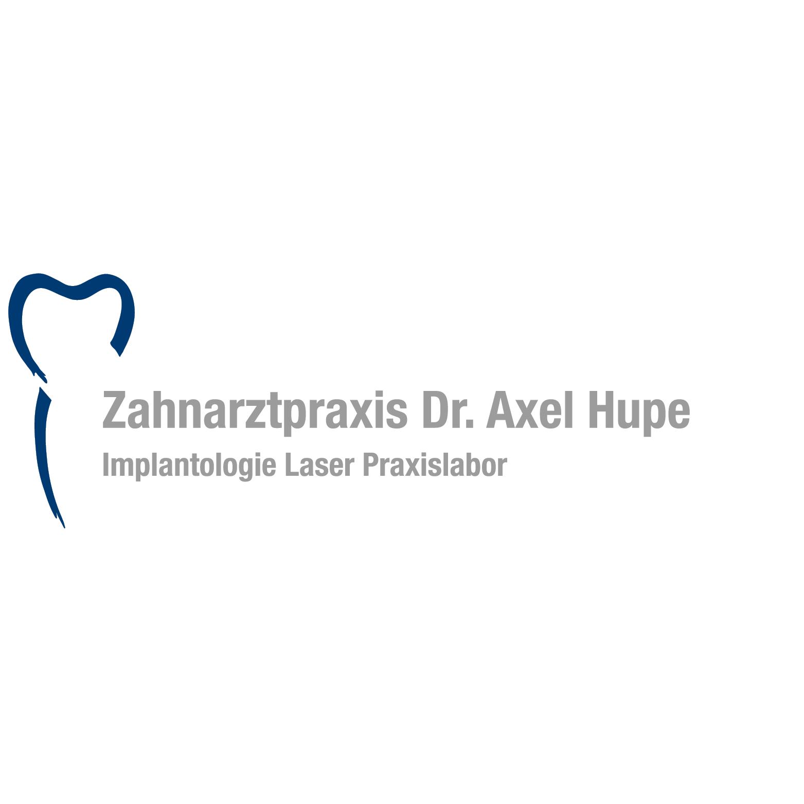 Logo von Zahnarztpraxis Dr. Axel Hupe in Hannover
