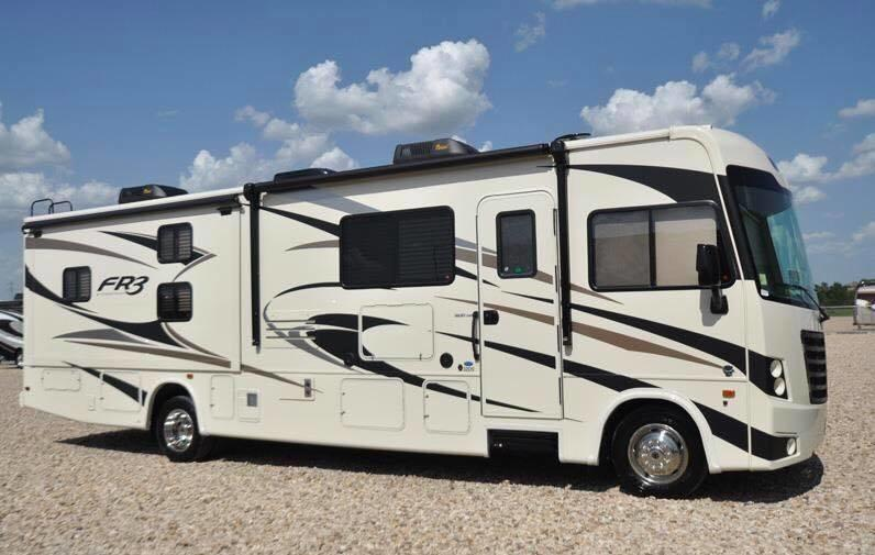 Fort Worth RV Rentals