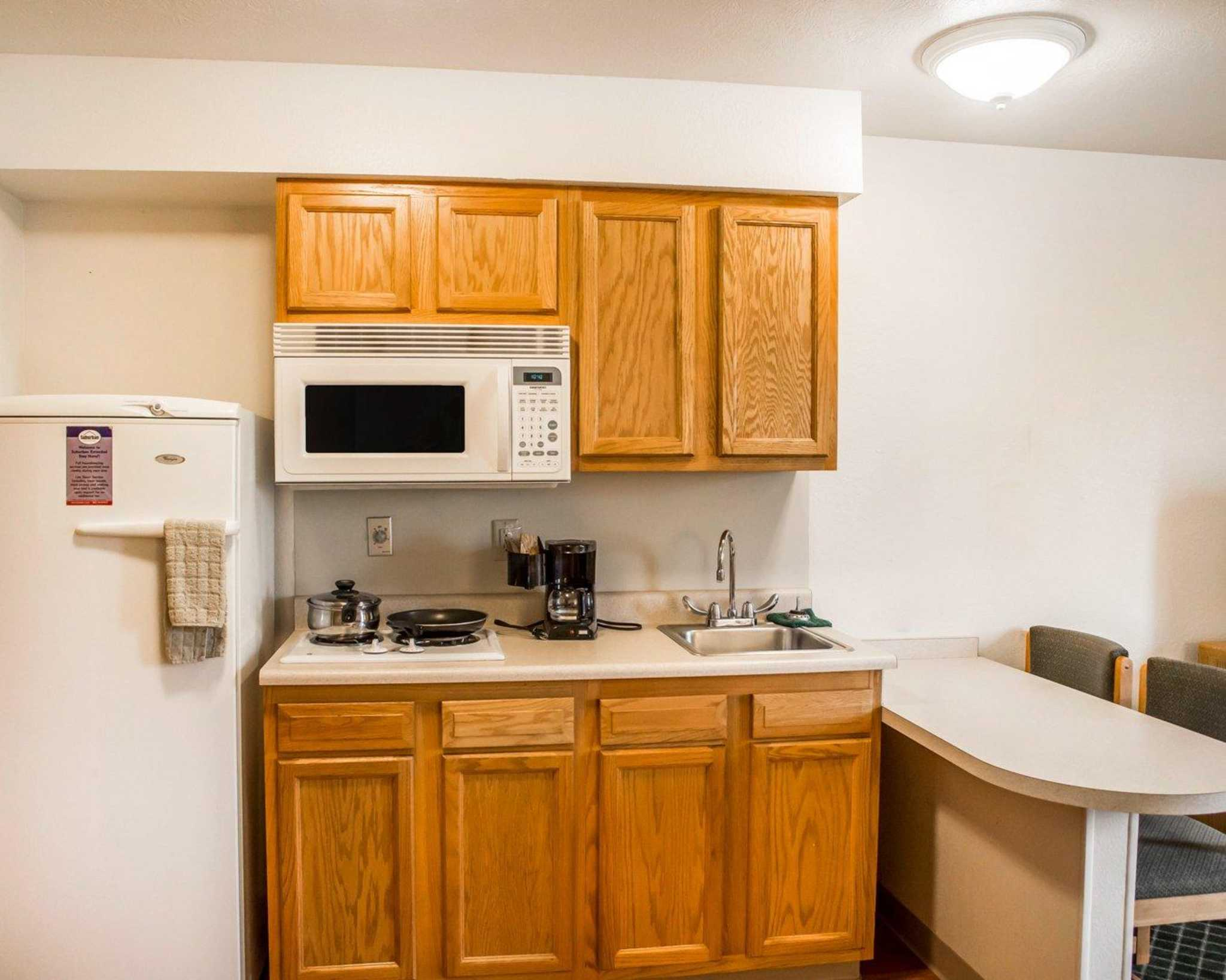 Suburban Extended Stay Hotel Dayton-WP AFB image 18