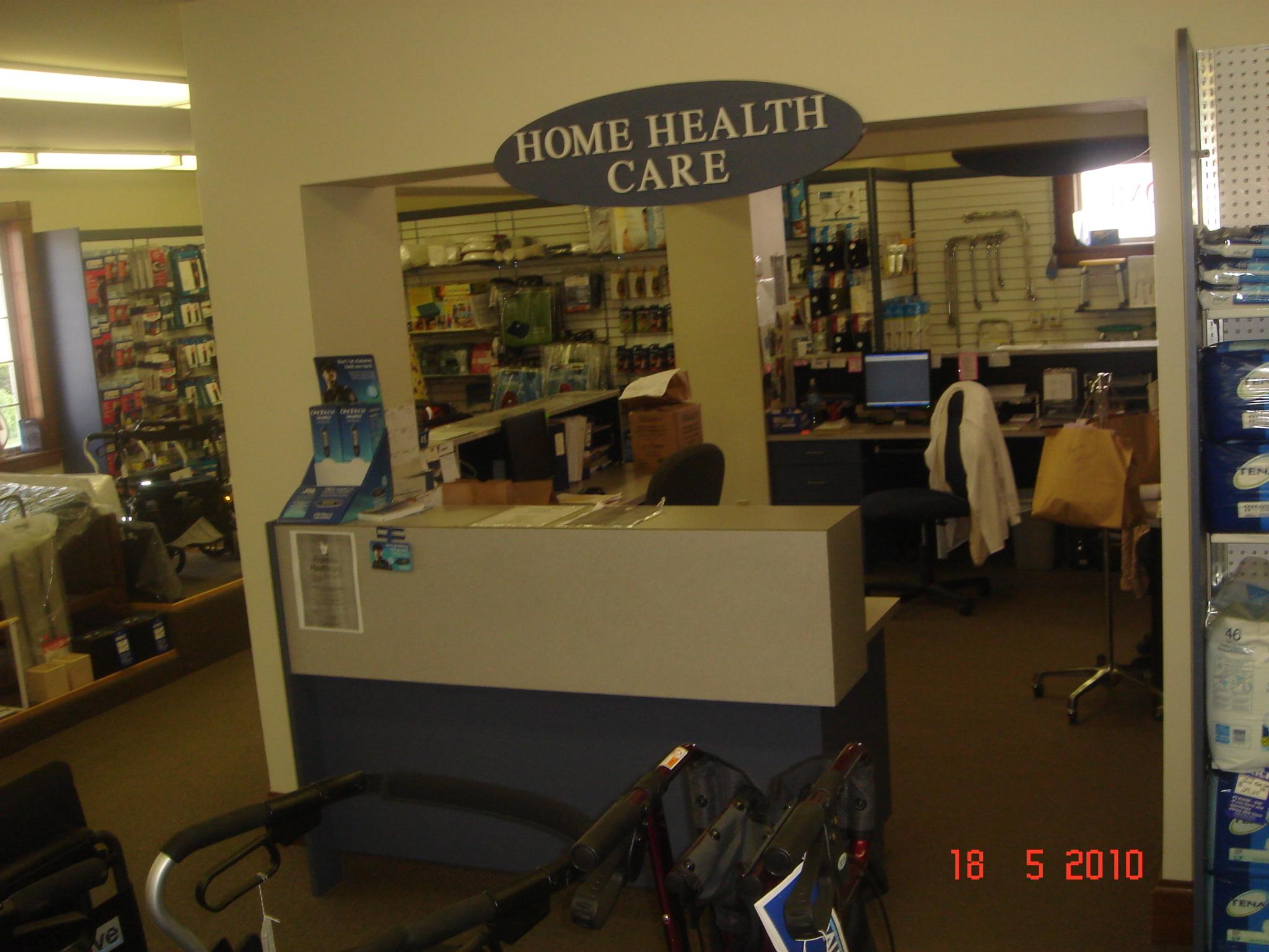 Preston Medical Pharmacy in Cambridge