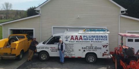 AAA Plumbing Repair Service