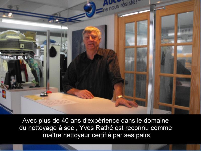 Nettoyeur et Buanderie Yves Rathé in Saint-Charles-Borromée
