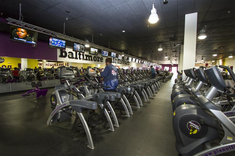 Planet Fitness 5425 Baltimore National Pike MD Health