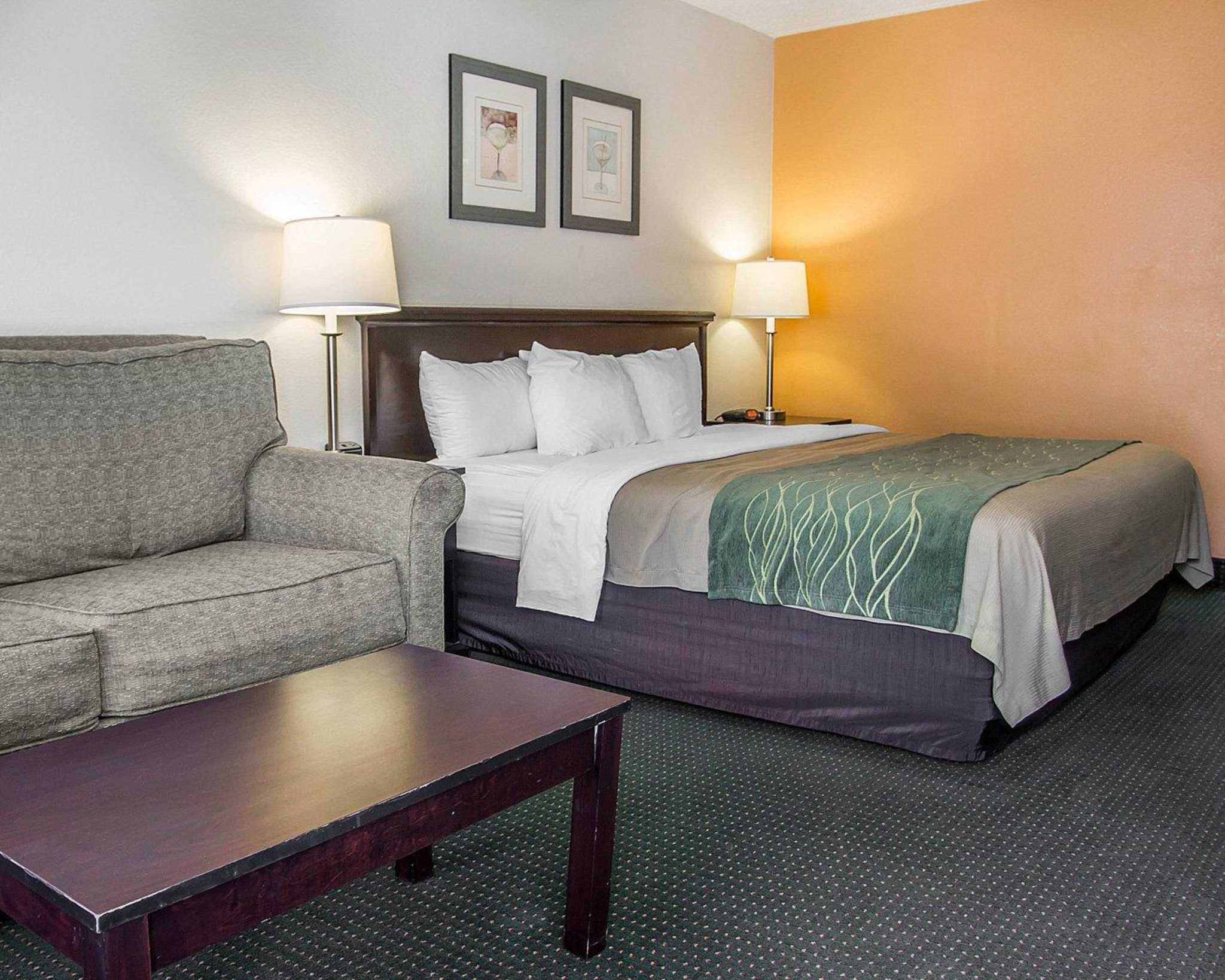 Quality Inn Riverside near UCR and Downtown image 9
