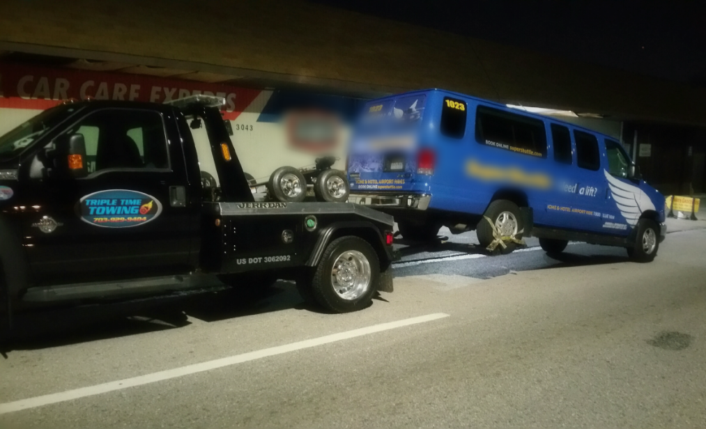 Triple Time Towing image 4