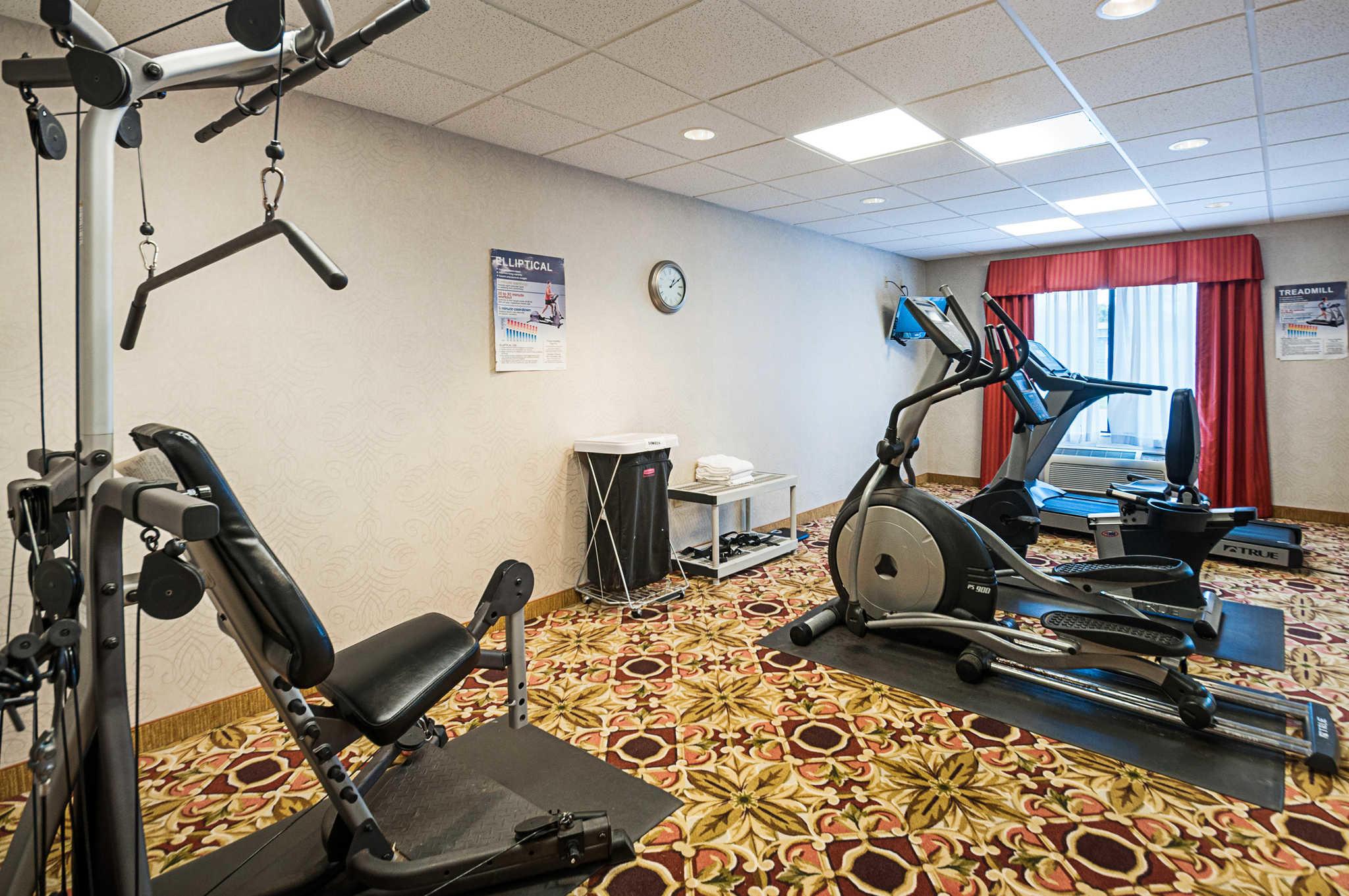 Comfort Inn & Suites Cambridge image 32