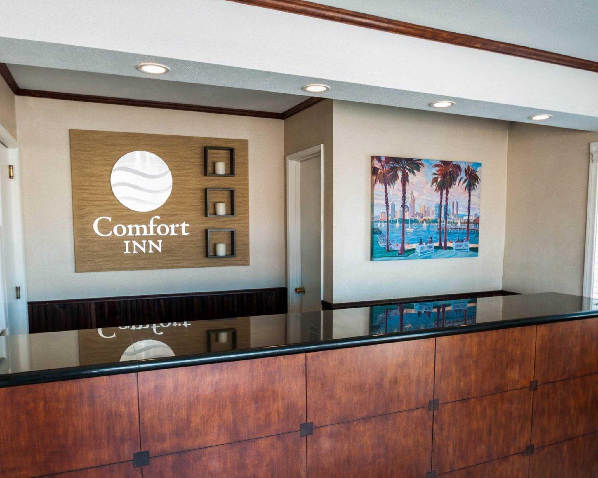 Comfort Inn San Diego At The Harbor image 16