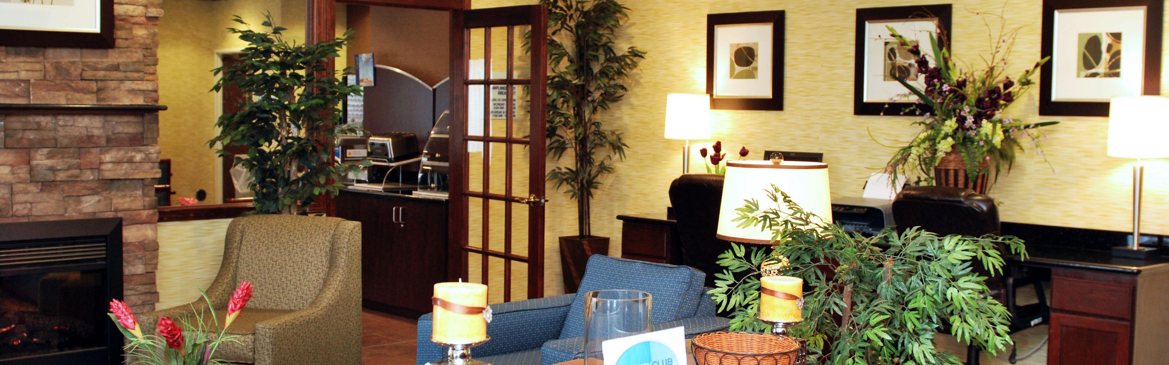 Holiday Inn Express Lapeer image 2